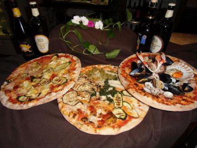 Le Nostre Pizze Con La Pasta INTEGRALE